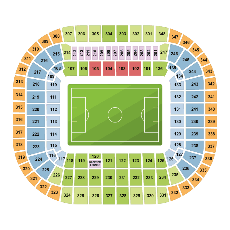 tickets f r bayern munich vs atletico madrid champions league 2016 17 allianz arena m nchen. Black Bedroom Furniture Sets. Home Design Ideas