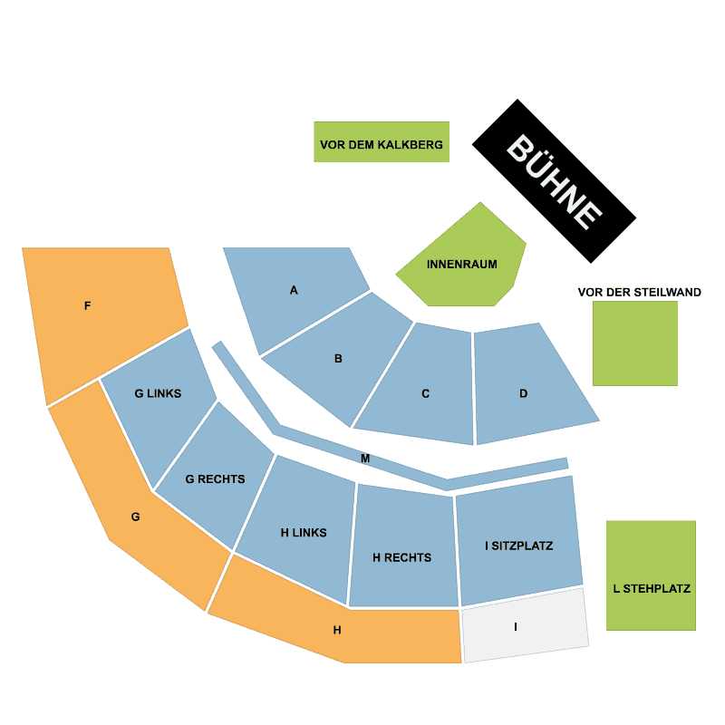 mark forster freilichtb hne am kalkberg bad segeberg tickets sun 15 may 2016 viagogo. Black Bedroom Furniture Sets. Home Design Ideas