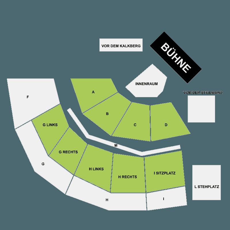 unheilig freilichtb hne am kalkberg bad segeberg tickets fri 13 may 2016 viagogo. Black Bedroom Furniture Sets. Home Design Ideas
