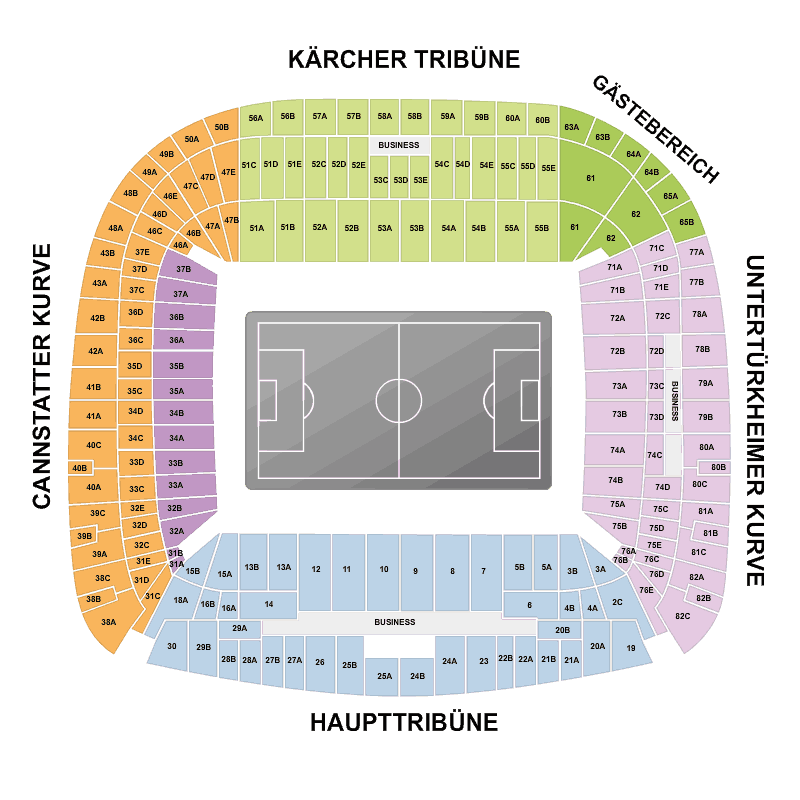 Tickets f r stuttgart vs fc st pauli mercedes benz arena for Mercedes benz tickets