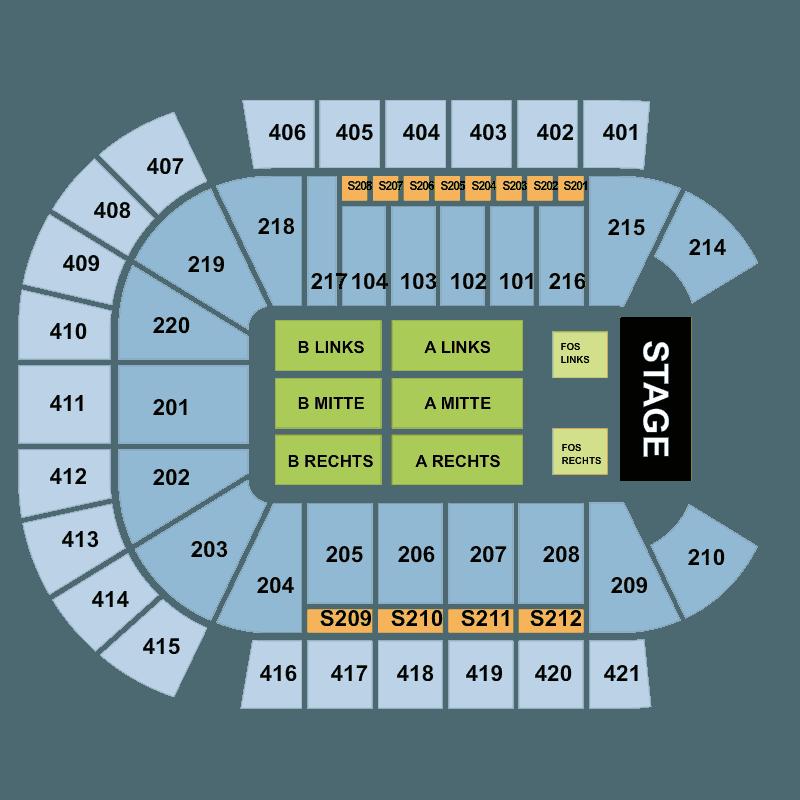 5 Seconds Of Summer Mercedes-Benz Arena (O2 World Berlin