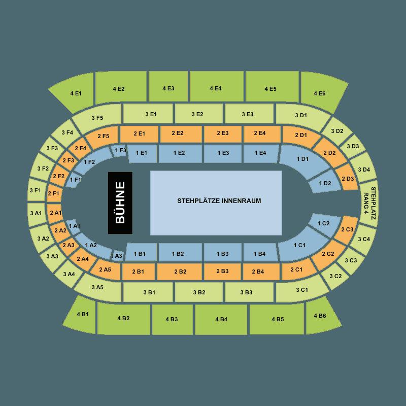tickets f r udo lindenberg sparkassen arena kiel kiel mi 03 mai 2017 viagogo. Black Bedroom Furniture Sets. Home Design Ideas