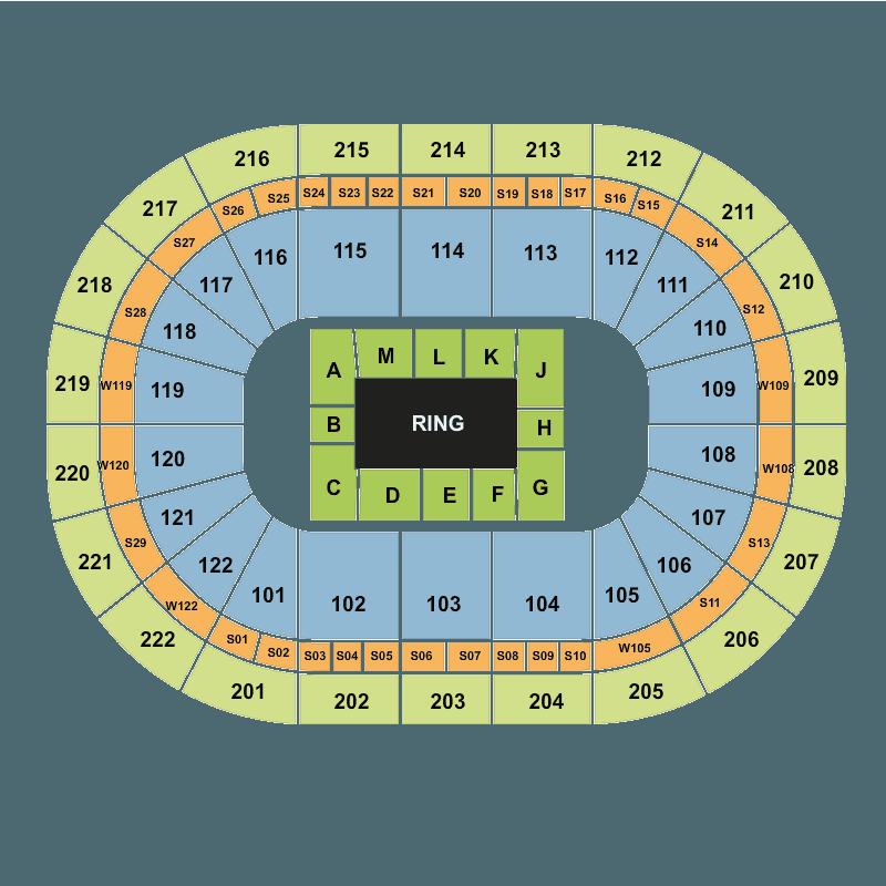 Tyson Fury Vs Wladimir Klitschko Manchester Arena