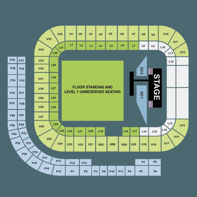 Stadium Of Lights: Boletos Beyoncé Stadium Of Light Sunderland