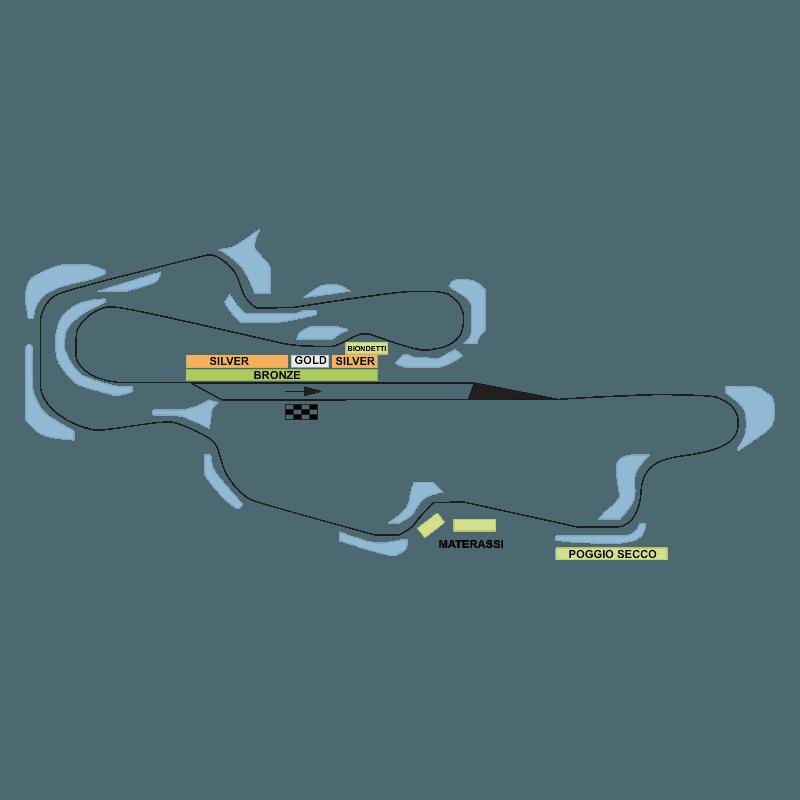 MotoGP - Mugello 2016 - 3 Day Autodromo Internazionale del Mugello Mugello Tickets   20 - 22 May ...