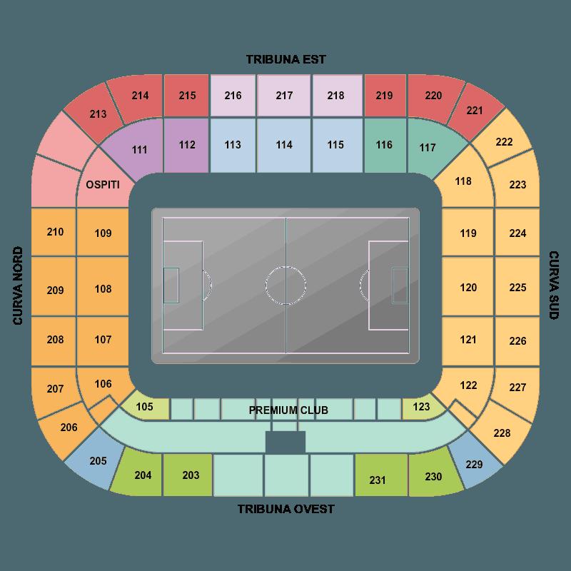 Juventus vs Sampdoria Juventus Stadium Turin Tickets | Sun ...
