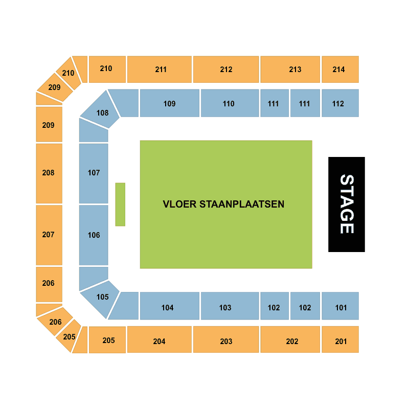 Depeche Mode Ziggo Dome Amsterdam Tickets | Sun 07 May ...