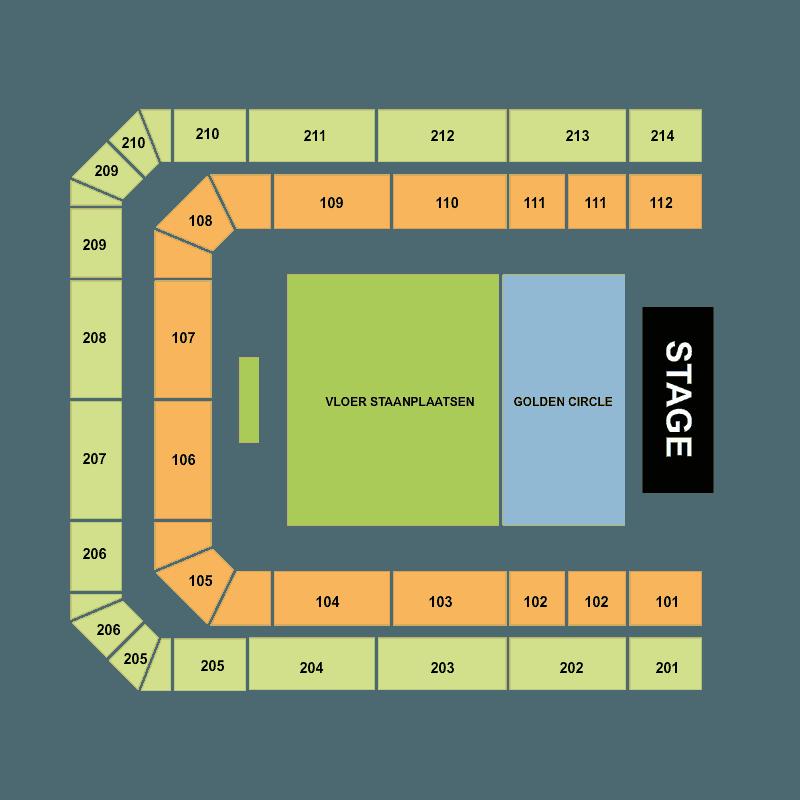 Drake Ziggo Dome Amsterdam Tickets | Sun 22 Jan 2017 - viagogo