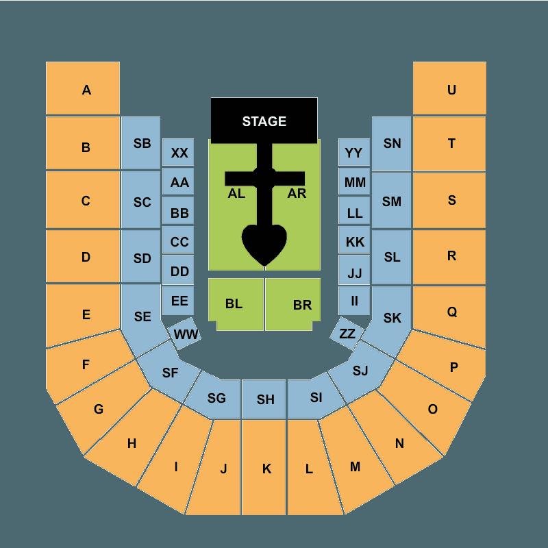 venue impact arena tickets