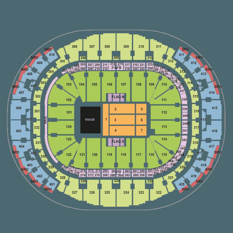Andrea Bocelli American Airlines Arena Miami Tickets Sun