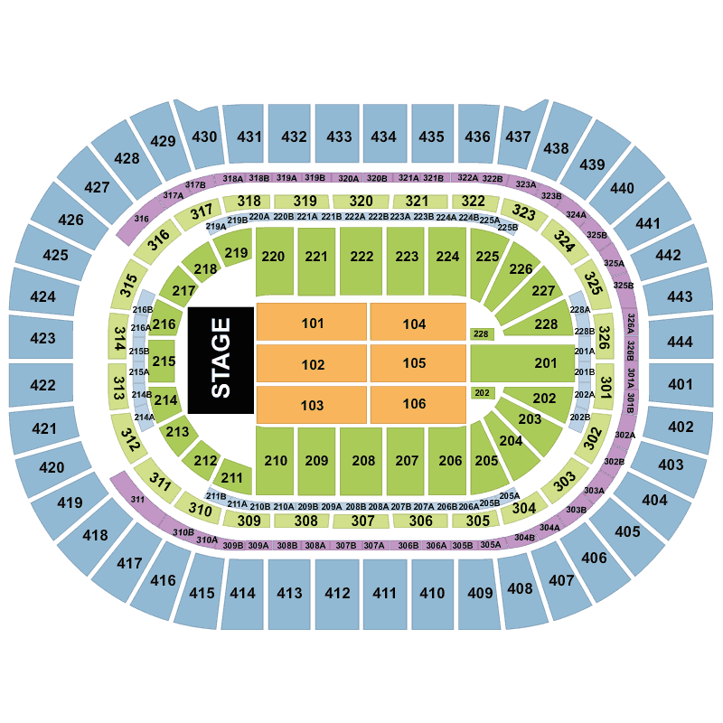 Tickets f r the fish christmas concert honda center for The fish 95 9