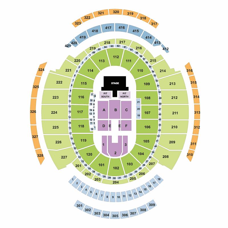 Tickets F R 5 Seconds Of Summer Madison Square Garden New York Fr 15 Jul 2016 Viagogo