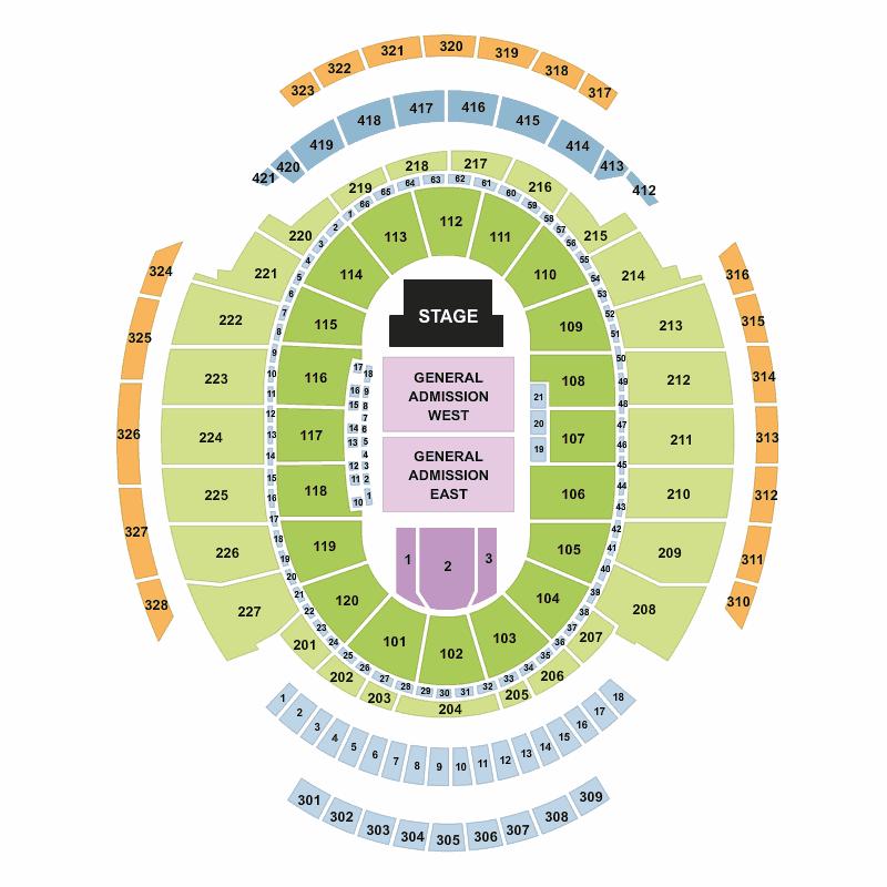 Twenty One Pilots Madison Square Garden New York Tickets