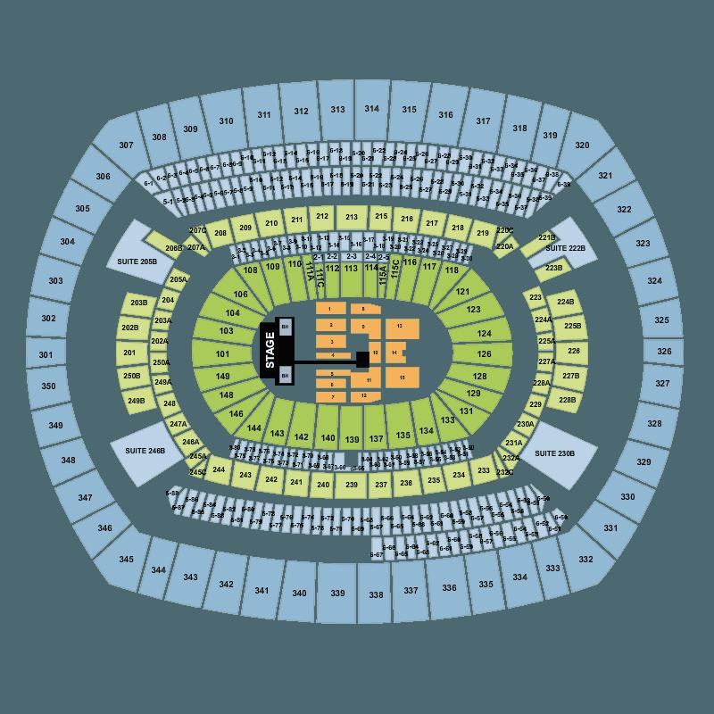 billets beyonc metlife stadium east rutherford mer 07 sept 2016 viagogo. Black Bedroom Furniture Sets. Home Design Ideas