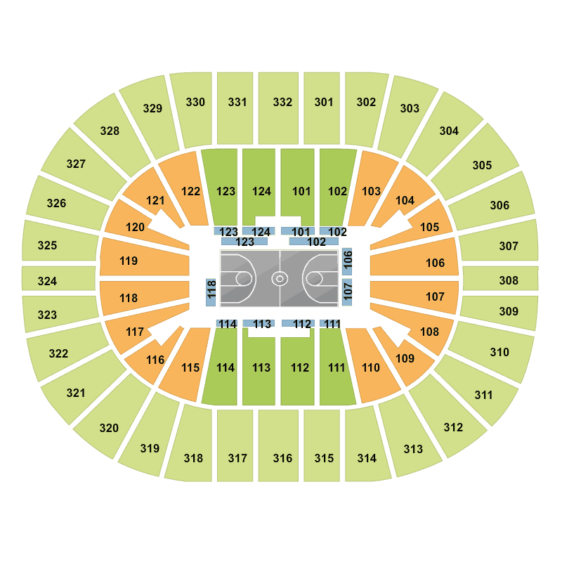New Orleans Pelicans Vs. Denver Nuggets Smoothie King