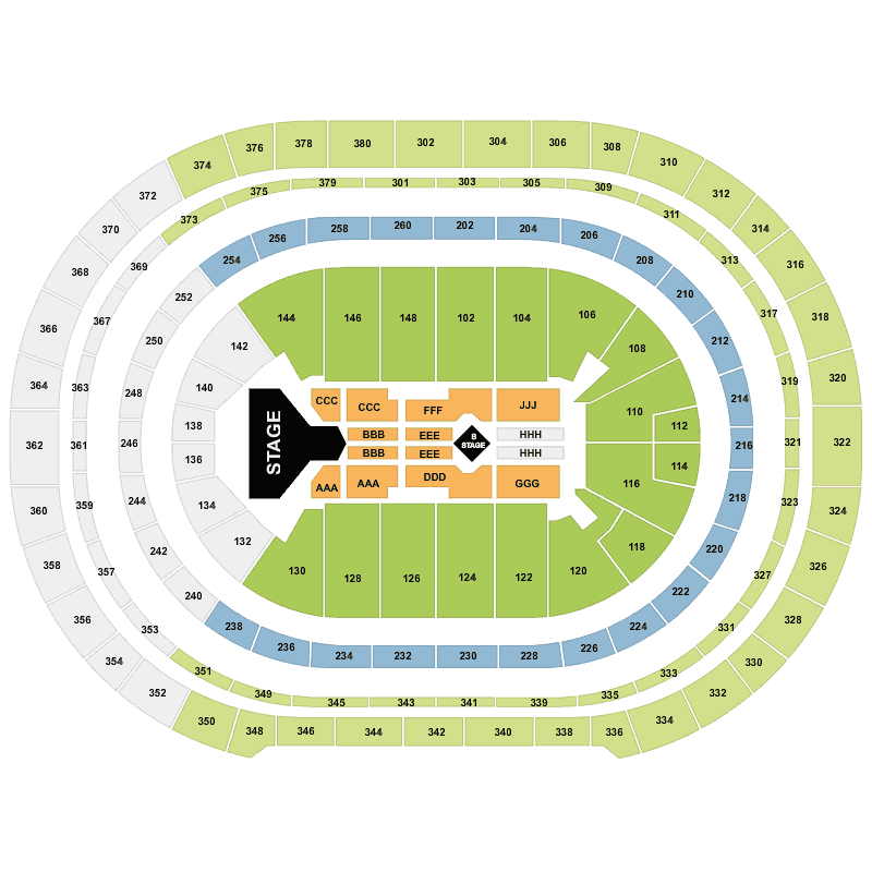 Adele Pepsi Center  Denver Denver Tickets  Sun 17 Jul