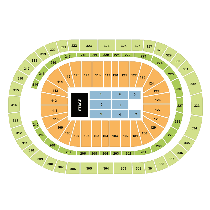 Pnc Arena Raleigh Nc Seating Chart Jacks Frozen Pizza