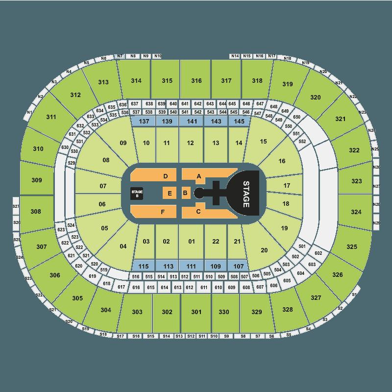 Selena Gomez Td Garden Boston Tickets Sat 28 May 2016 Viagogo