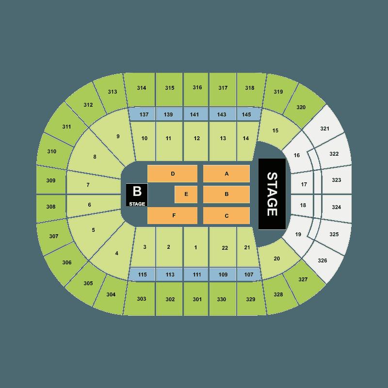 Rihanna Td Garden Boston Tickets Sun 10 Apr 2016 Viagogo
