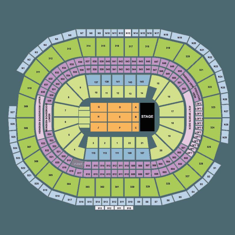 Tickets F R Amy Schumer Td Garden Boston Do 29 Sep 2016