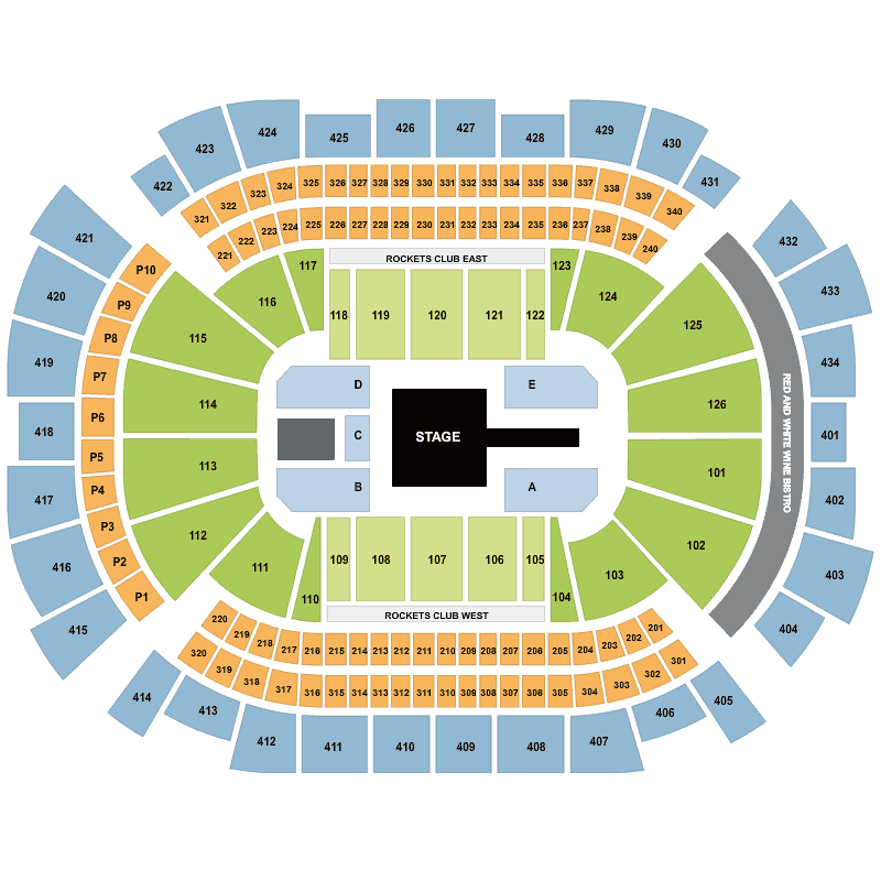 How To Buy Tickets Houston Toyota Center | Autos Post