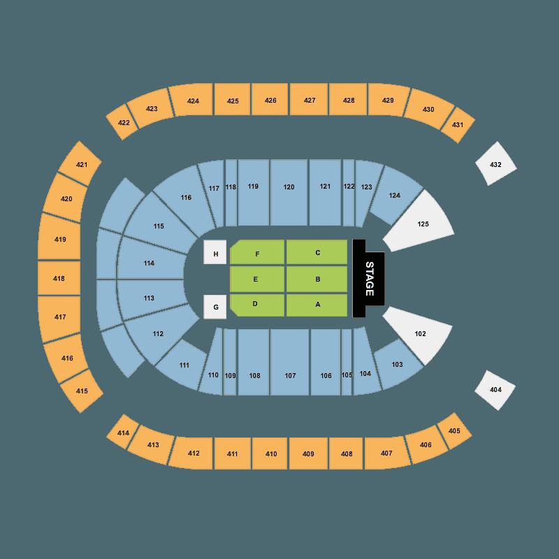 Rihanna Toyota Center Tx Houston Tickets Sun 15 May