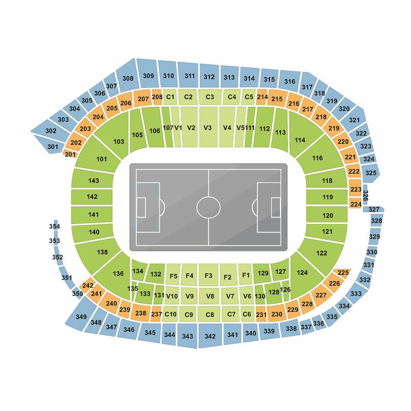 switzerland u s bank stadium map