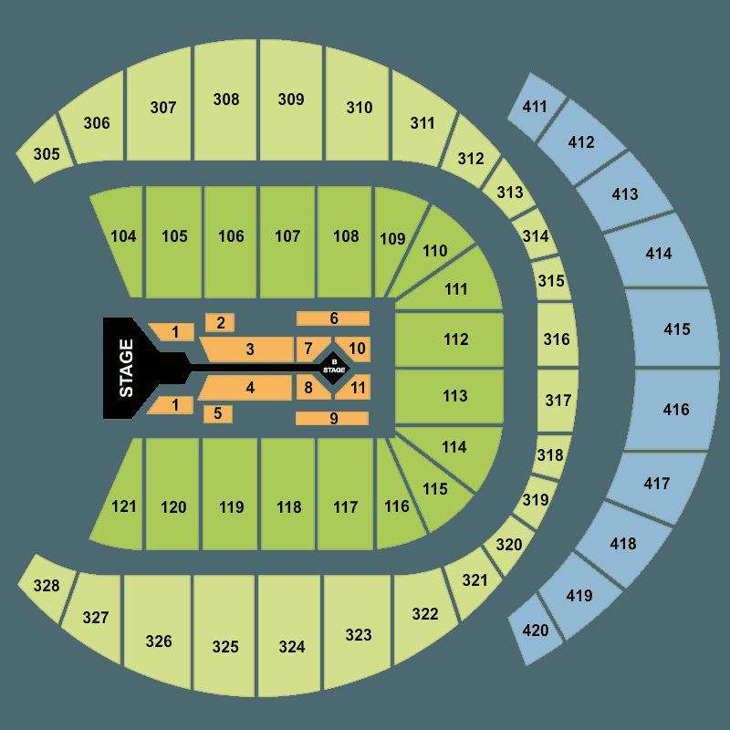 adele americanairlines arena miami tickets   tue 25 oct